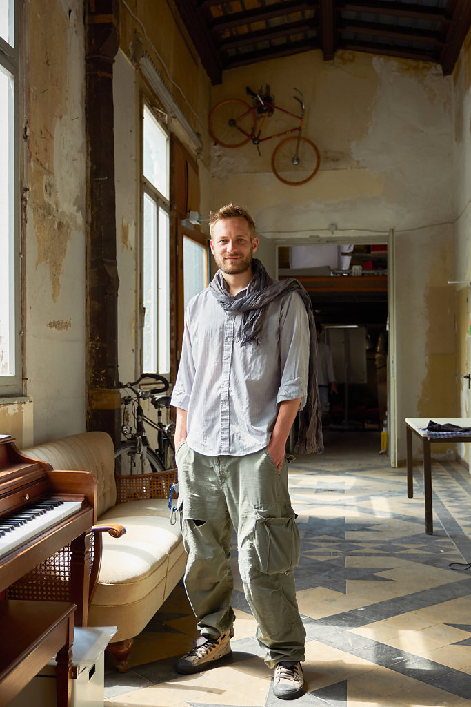 Christian Hampe - CEO Utopiastadt